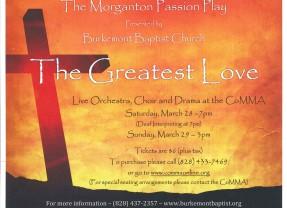 Morganton Passion Play